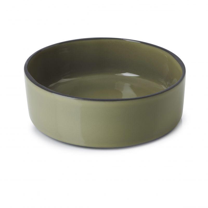 Talíř gourmet kulatý 14 cm - cardamom