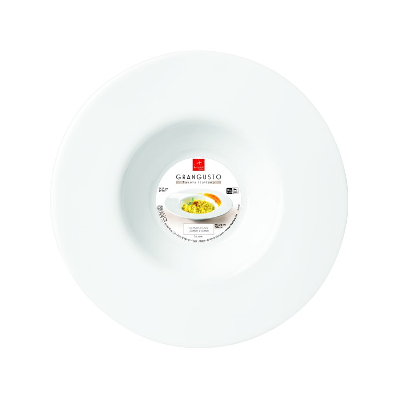 Talíř 27 cm - RISOTTO