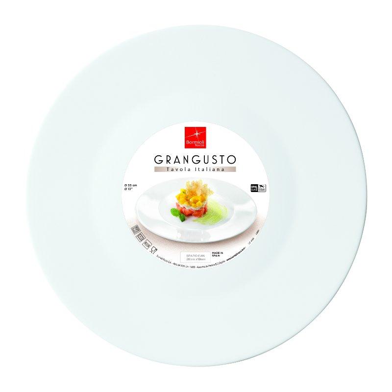 Grangusto talíř 33 cm - MULTIUSO