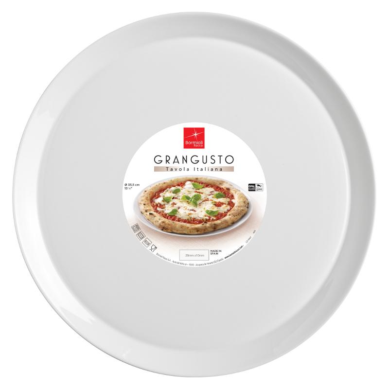 Grangusto talíř 33,5 cm - PIZZA