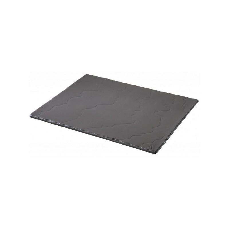 Talíř obdélníkový 1/2 gastro, 32,5×26,5 cm
