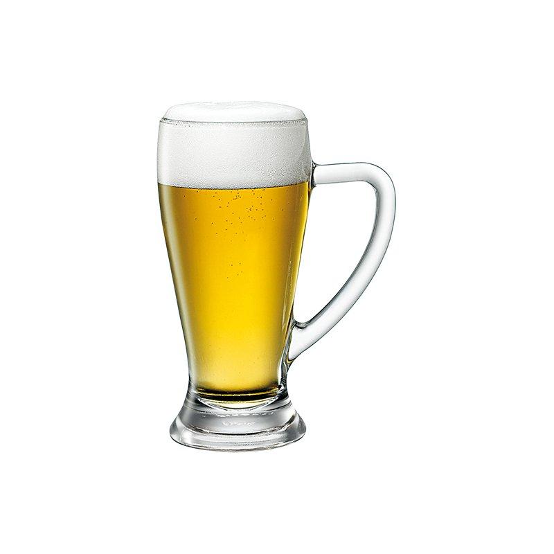 Sklenice na pivo cejchovaná 69,8 cl