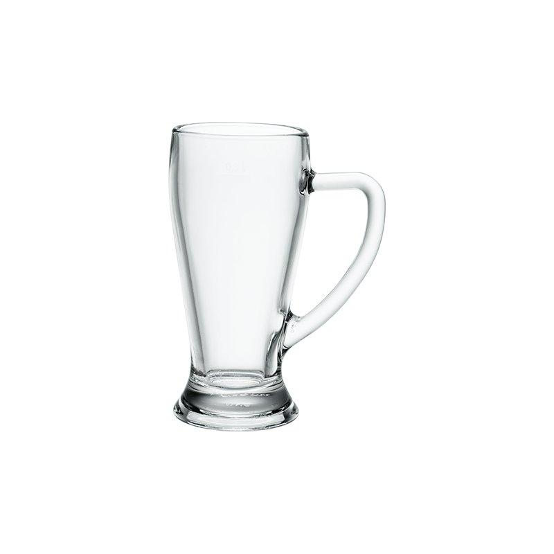 Baviera sklenice na pivo cejchovaná 39,2 cl