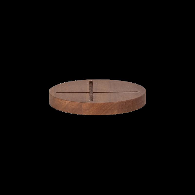 Podstavec dřevěný pro strom - 12 cm