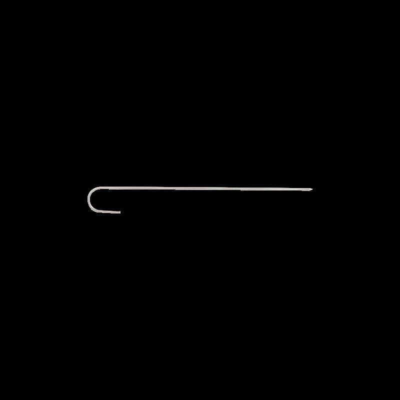 Špejle ocelová pro misku 17,5 cm