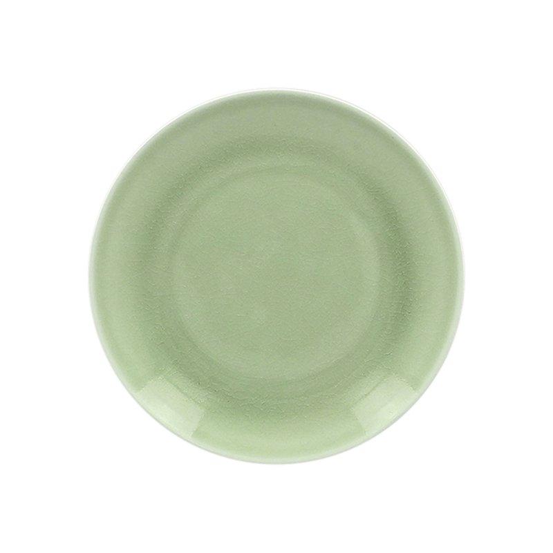 Talíř hluboký 23 cm - zelená