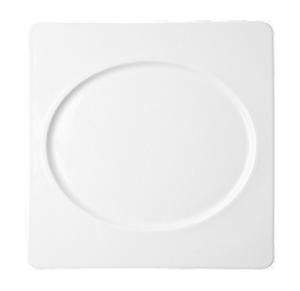Talíř čtvercový 30 x 30 cm - Peppermint