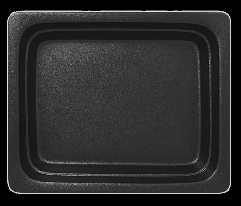 Neofusion gastronádoba GN 1/2 065 mm - černá