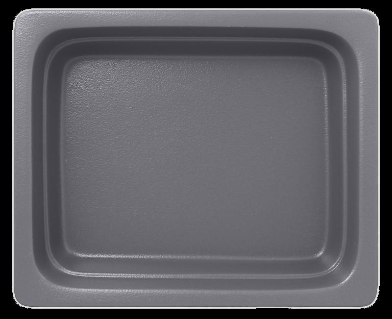 Gastronádoba GN 1/2 065 mm - šedá