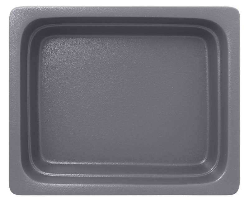 Neofusion gastronádoba GN 1/2 065 mm - šedá