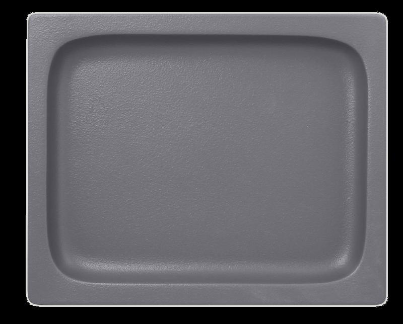 Gastronádoba GN 1/2 020 mm - šedá