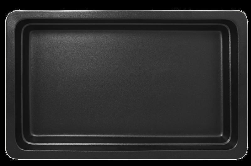 Gastronádoba GN 1/1 065 mm - černá