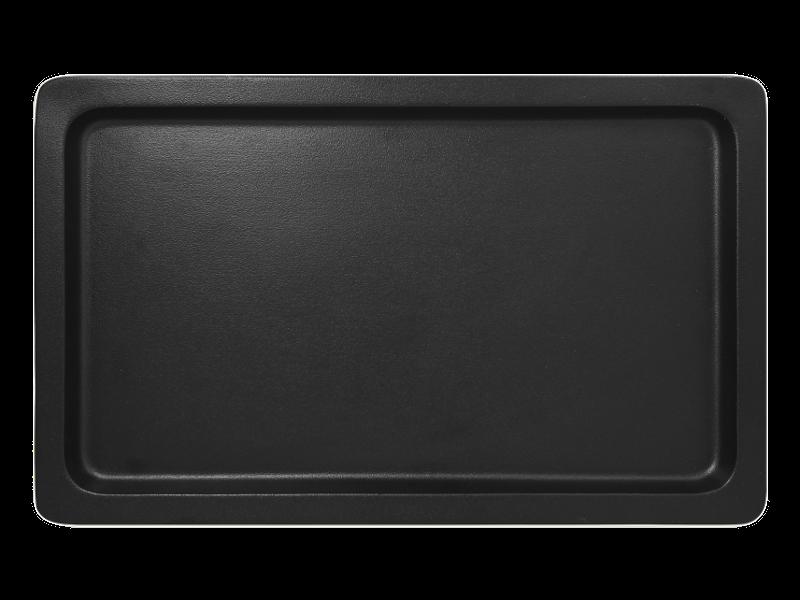 Gastronádoba 1/1F 22 cl - černá