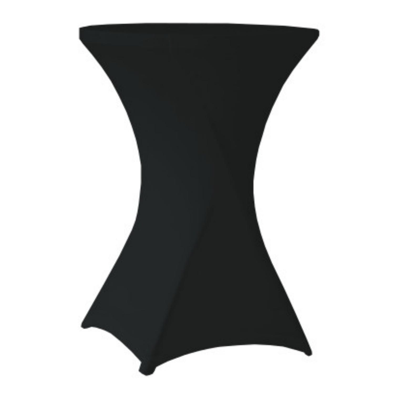 Potah na stůl Top Coctail 80 černý