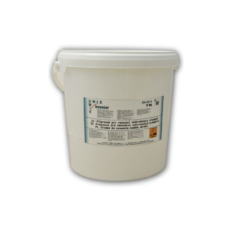 Práškový odstraňovač škrobu BOOSTER 9 kg