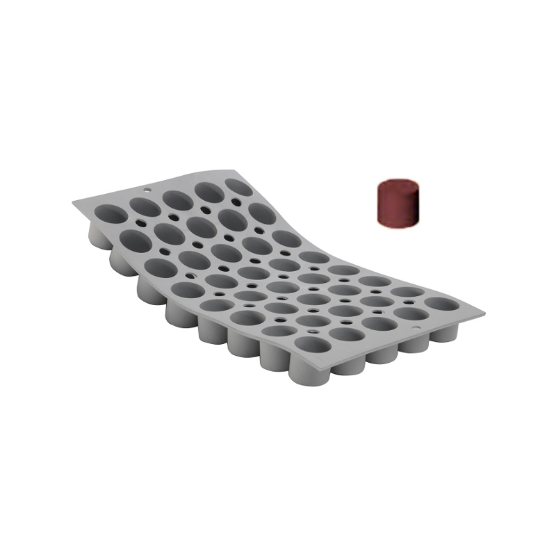 Silikonová forma - cylinder 2,75×2,5 cm