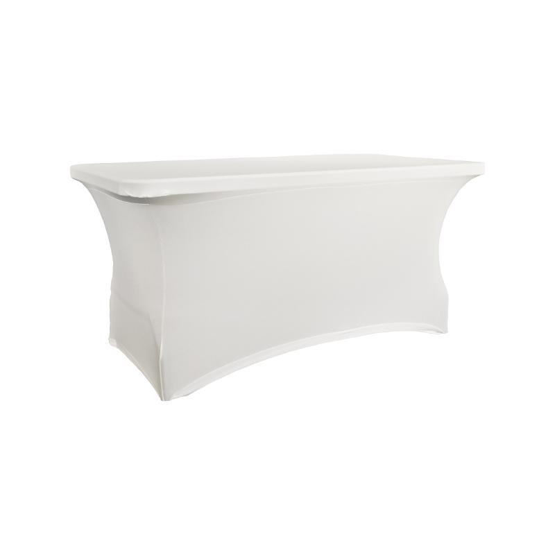 Ubrus pro stoly 150 cm - bílá