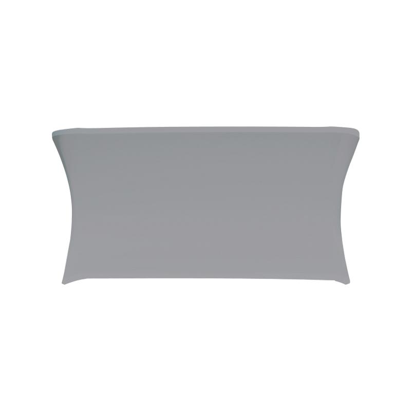 Ubrus pro stoly 180 cm - šedá