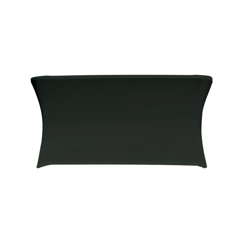 Ubrus pro stoly 180 cm - černá