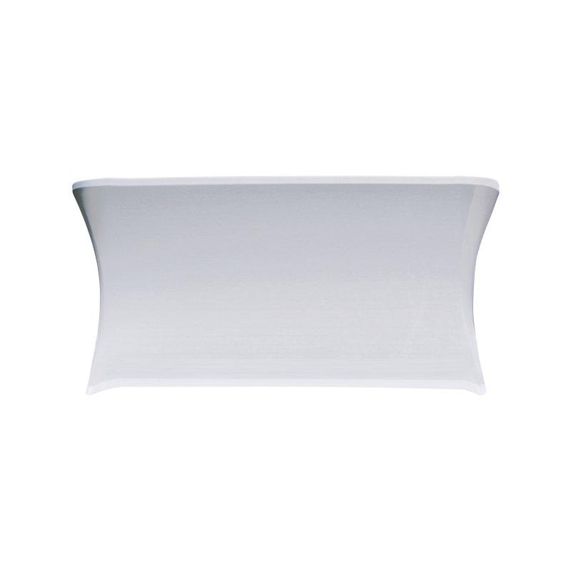 Ubrus pro stoly 180 cm - bílá