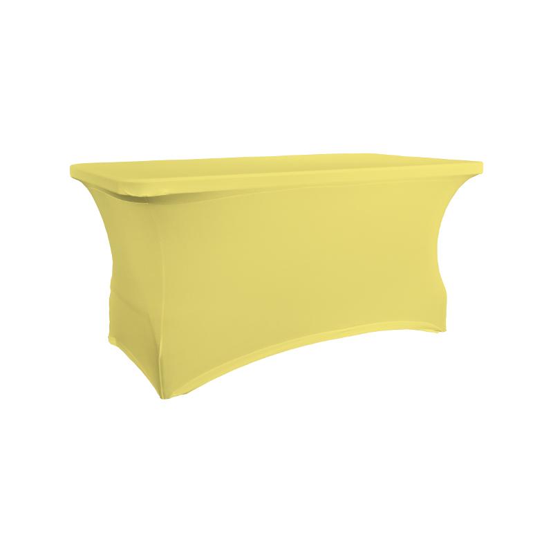 Ubrus pro stoly 180 cm - žlutá