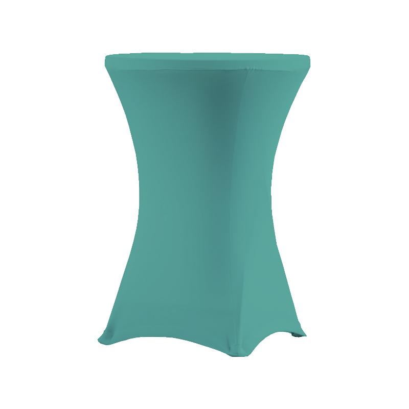 Ubrus pro stoly 81 cm - tyrkysová