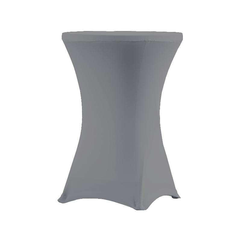 Ubrus pro stoly 81 cm - šedá