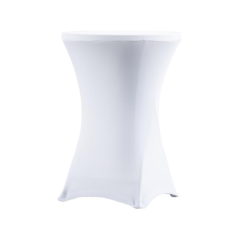 Ubrus pro stoly 81 cm - bílá