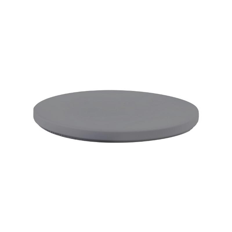 Top potah pro koktejlové stoly - šedá