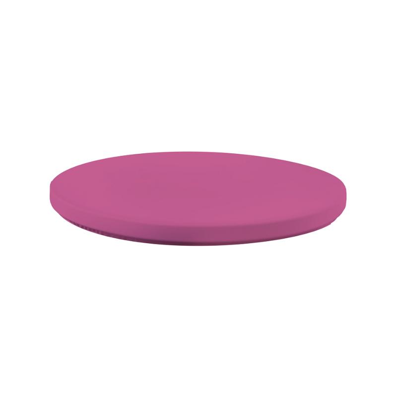 Top potah pro koktejlové stoly - růžová