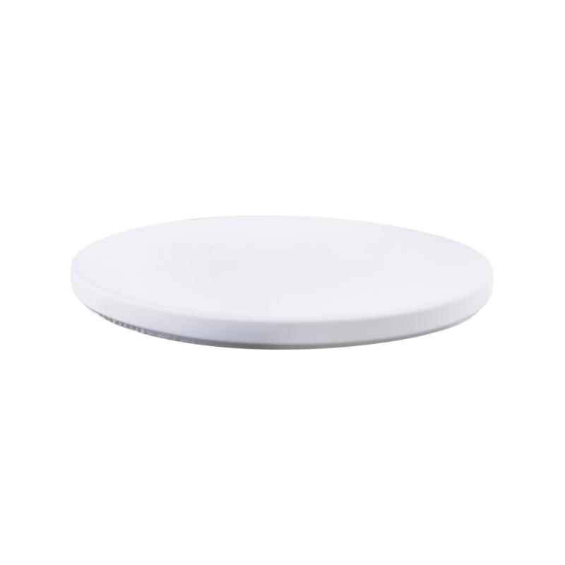 Top potah pro koktejlové stoly - bílá