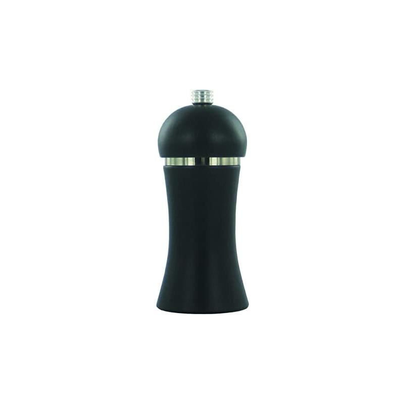 POGO mlýnek na sůl 11 cm - černá mat