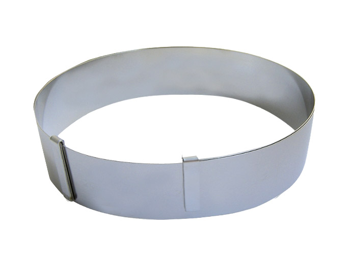 Forma kruhová regulovatelná 18-36 cm