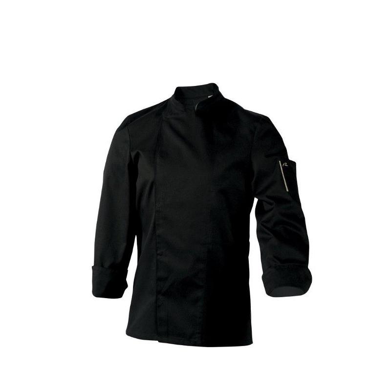 Nero rondon dlouhý rukáv - černá