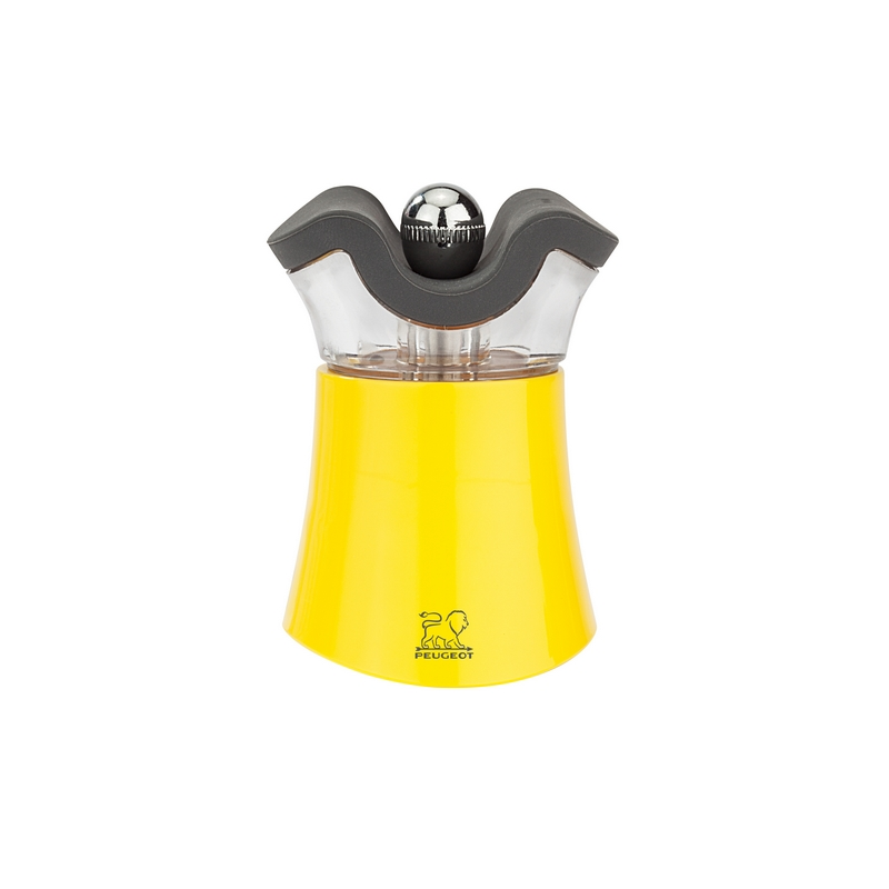 Peugeot Peps mlýnek akrylový 8 cm - žlutá