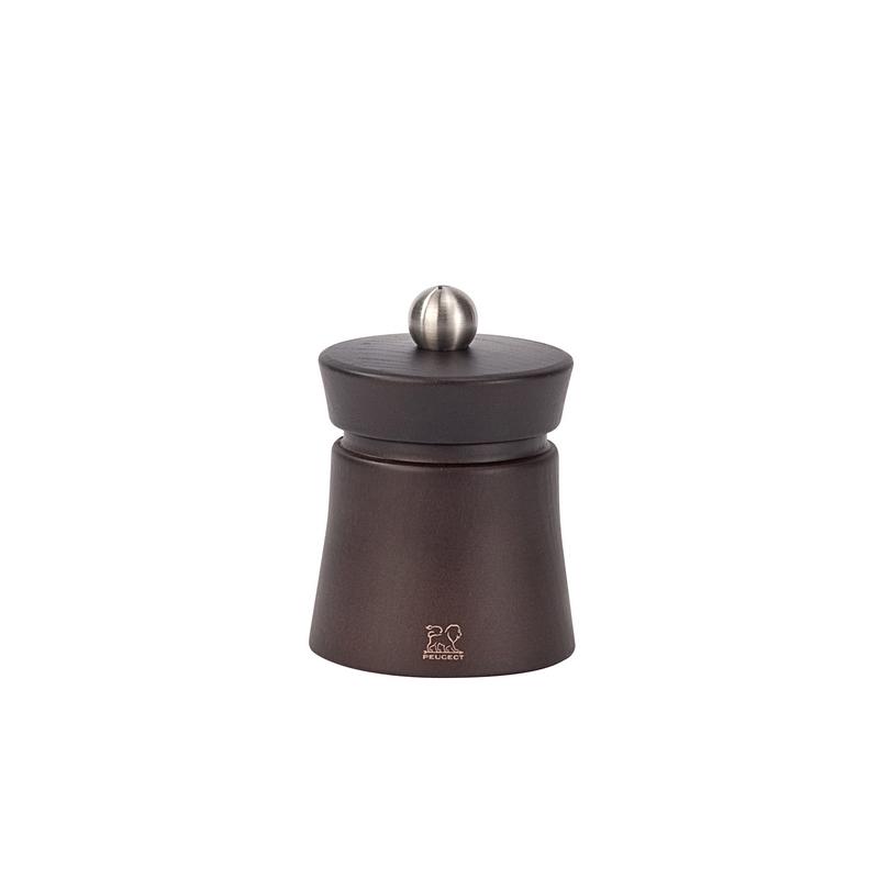 Baya mlýnek 8 cm - buk tmavá
