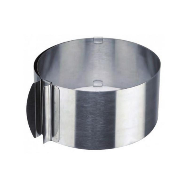 Forma kruhová regulovatelná 16 - 30 cm