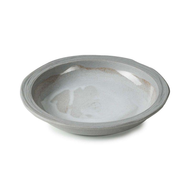 Talíř hluboký 21 cm - bílý