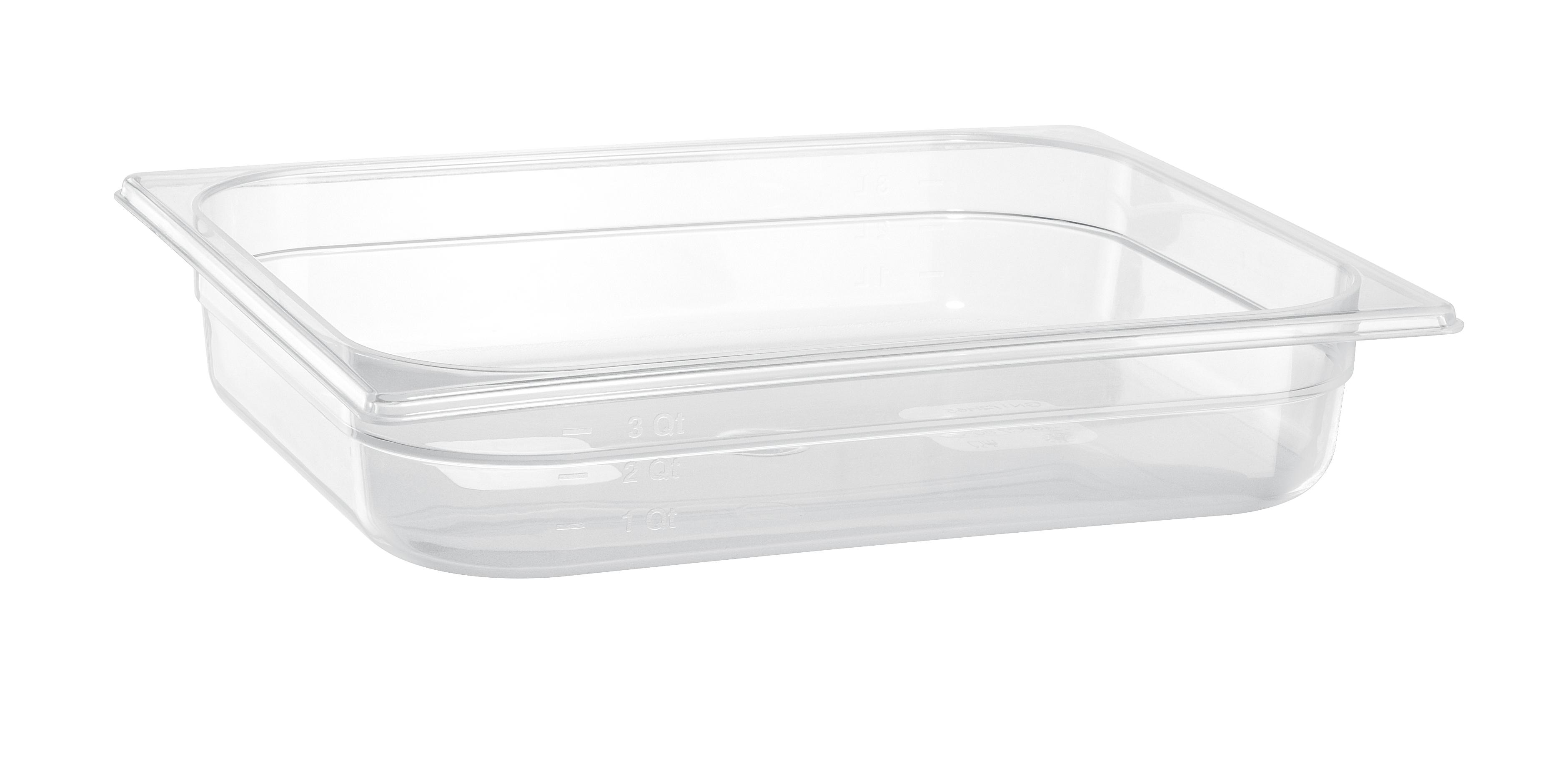 Gastronádoba polypropylenová GN 1/2 65 mm