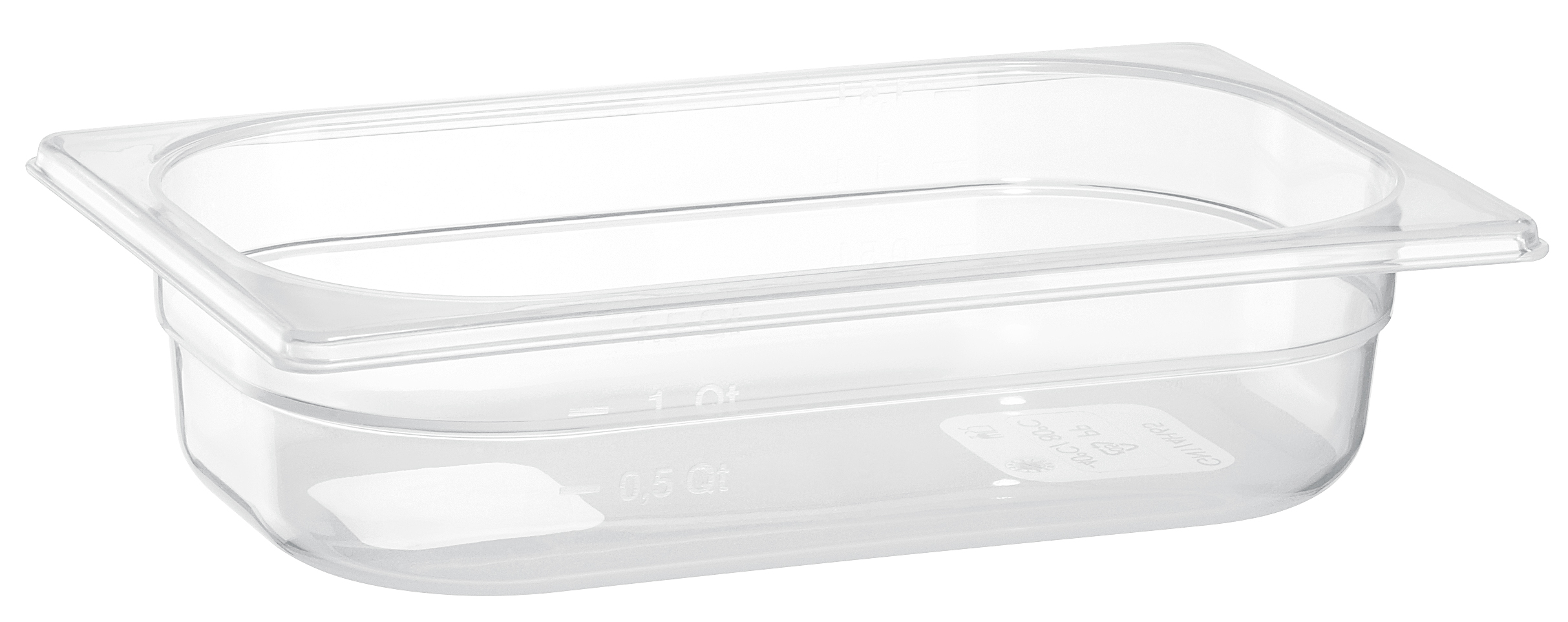 Gastronádoba polypropylenová GN 1/4 65 mm