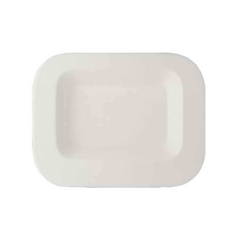 Allspice & Massilia talíř hluboký 27×21 cm
