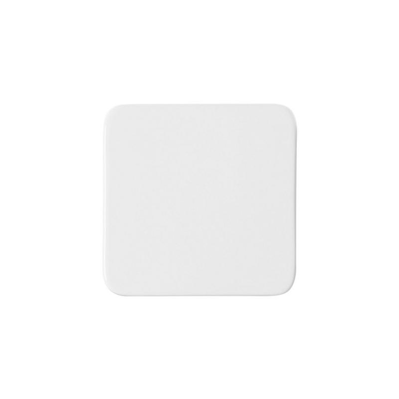 Allspice & Massilia talíř hladký, čtvercový 14,5×14,5 cm