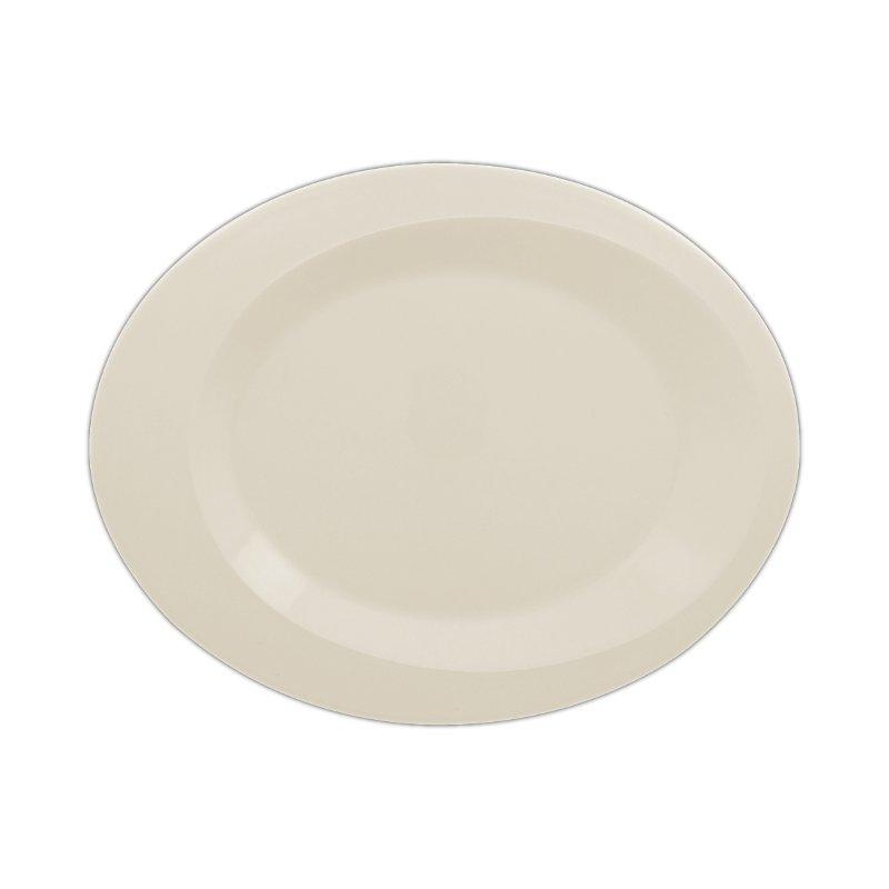 Giro talíř mělký oválný 30×24 cm