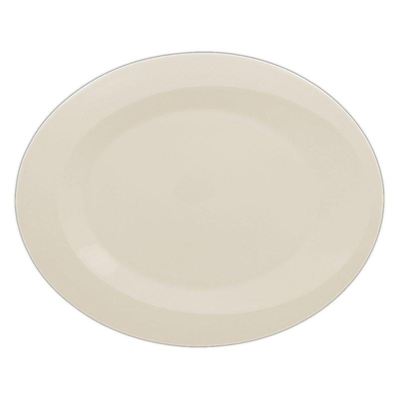 Giro talíř mělký oválný 36,2×29 cm
