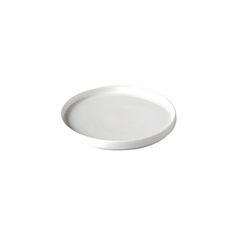 Talíř mělký bez okraje / Víko 12 cm