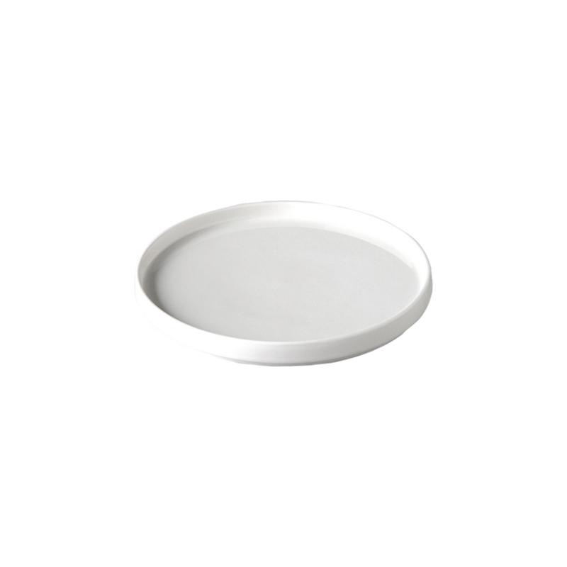 Talíř mělký bez okraje / Víko 14 cm
