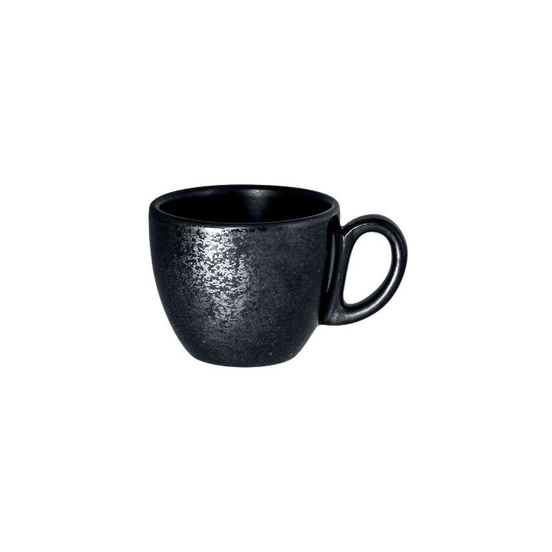 Šálek na espresso 8 cl - černá