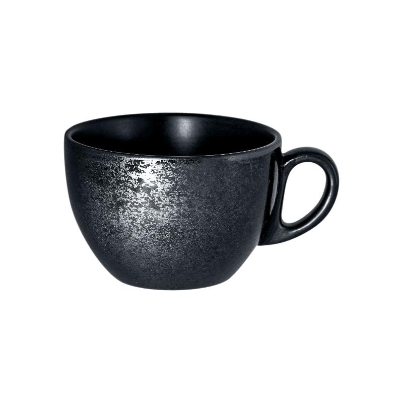 Šálek na kávu 23 cl - černá