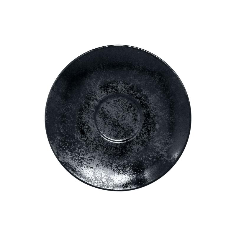 Podšálek pro šálek KR116CU23/KR116CU20 17 cm - černá