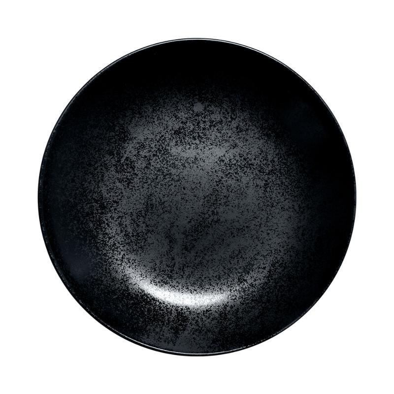 Talíř hluboký 125 cl - černá